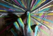 Chalk It Up To Art / Our favorite chalk art from around the world