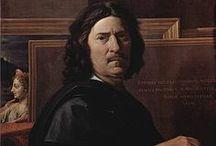 Nicolas Poussin / by Hilðr Hrafn