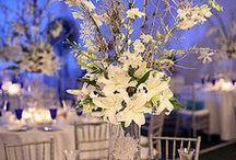 centre pieces- flowers
