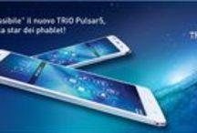 TRiO ORiON Collection / Smartphone e Tablet www.triohq.com