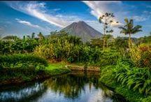 Costa Rica / Scrigno nel cuore dell'America Centrale che racchiude tesori naturali di incredibile bellezza preservati nella loro autenticità e varietà da un ottimo programma di tutela ambientale.