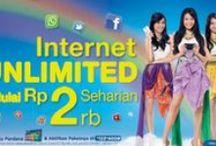 Kartu XL Kesayangan / The Best Selular Provider in Indonesia