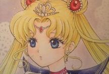 Sailor moon :3