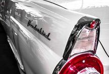 classic cars / by Becky Brown Newman