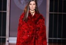 On-Going Trends: Fall/Winter 13-14 / Three trends that are existent from Fall/Winter 13-14 1. Normcore 2. Vinyl 3. Fur
