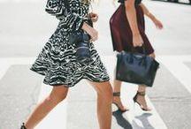 Street Style / Os melhores looks de editoras e blogueiras de moda que influenciam as tendências da estação