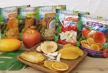 NaturalSins' healthy snacks / Learn more about our products and were to find them.
