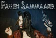 Session 'Fallen Sammaarel' / Eine Kombination aus Fantasy- und Dessous Shooting mit Sammaarel.
