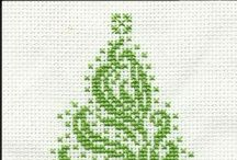 new year cross stitch
