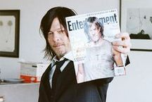 Norman Reedus / This board is all things Norman- Meow!