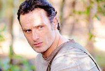Andrew Lincoln / The man!