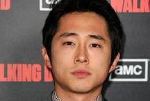 "Steven Yeun / All things ""Glenn"""