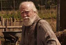 Scott Wilson / Hershel Greene/wisdom with a beard
