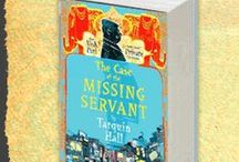 The Case of the Missing Servant / Resources about India to accompany the mystery novel The Case of the Missing Servant by Tarquin Hall.