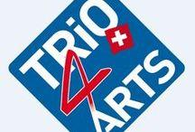 TRiO4Arts / Progetto volto a sostenere l'Arte e la Cultura in tutte le sue forme di espressione
