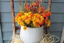 Autumn Decorating / by Jacquelyn Puskas