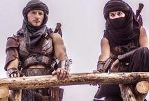 story inspiration 5 (The Desert Assassins)