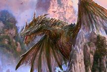 Dragon story (The Dragon Siblings)