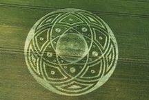 Kornkreise - Crop circles