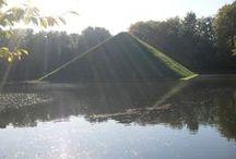 Pyramiden / Pyramiden aus aller Welt