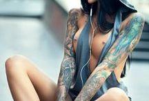 Tattooed Girls #3 / Tattooed Girls #3