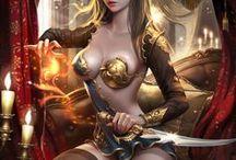 Fantasy Art #1 / #Fantasy