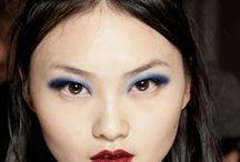 Beauty from the runway / Die letzen Beauty- und Haartrends aus New York, London, Mailand und Paris