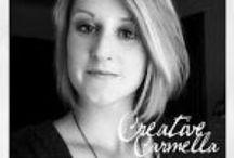 Creative Carmella / My daughter / by Terri Sanders