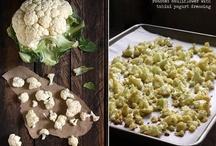 Cauliflower / by janet @ the taste space