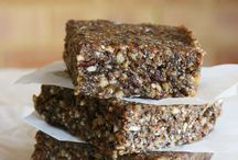 Cookies and brekky bars / Yummy cookies or bars made healthier.