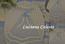 Artesanias Luciana Celeste