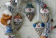 Porcelana en frio-Polymer / by Rosana Tarandetti