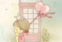 Ilustraciones infantiles-