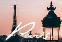 Paris / The city I love the most