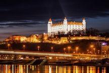 Bratislava / by CSMinnesota