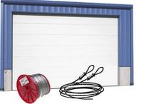 Garage Door Cable / Calgary Garage Door Service is the right place, where you will find the best garage door cable repair and its replacement services throughout Calgary.