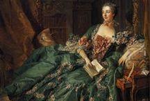 XVIII wiek / 18th century / by Panna Anna