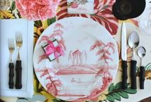 ENTERTAINING / Parties, celebrations, and inspirational table settings