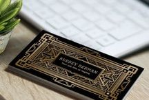 Business Cards / Make a great first impression