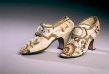 Buty XVIII wiek / Shoes 18th century