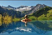 Zalige zwembaden / Plonsen in pure luxe