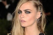 Celeb Style / Hair, makeup and nails from celebs we love!