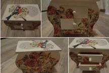 Handmade / New projects DIY, Handmade, Decoupage