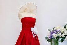 Pronto Sposa / Linea molto accessibile per le spose decise e che non vogliono un abito impegnativo. Perfezionati sulla figura della sposa e senza sovrapprezzo.