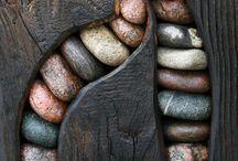 stones / Lavorazione di pietre
