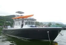 Yacht / If you are considering to buy a yacht in Hong kong.