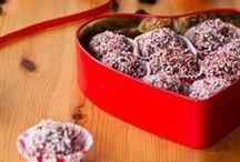 Vegan Valentine's Day / Vegan recipes perfect for Valentine's Day!