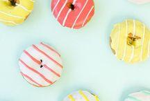 Donuts / Donuts, doughnuts, sweets, dessert, treats