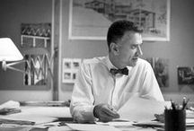 Bassetti History / Bassetti Architects was founded in 1947 by Fred Bassetti and has a long history of shaping Seattle's architectural landscape. These images showcase the history of our firm, the legacy of our structures, and the life of our founder.