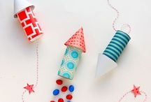 4th July / 4th July, America, children's party, fancy dress, party supplies, party food, party ideas, decorations, balloons, baking, cake decorations, diy, celebration